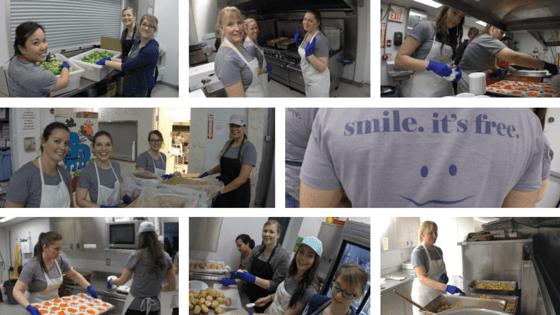 Sherwood Dental The Mustard Seed 2-8-16 collage